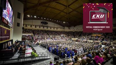 EKU student athletes graduate with record high GPA