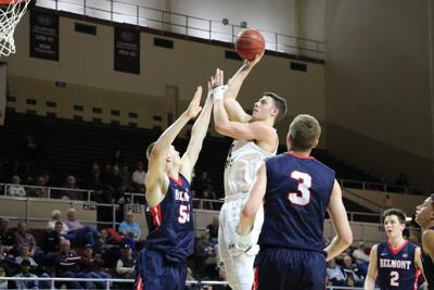 Former EKU basketball star Nick Mayo signs second professional contract in Japan