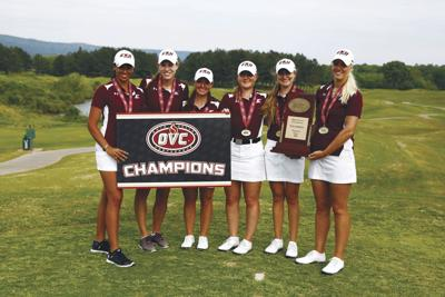 EKU women's golf