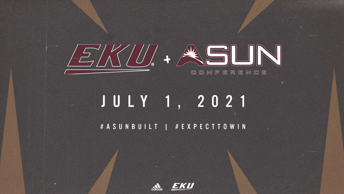 EKU athletics moving from OVC to ASUN Conference