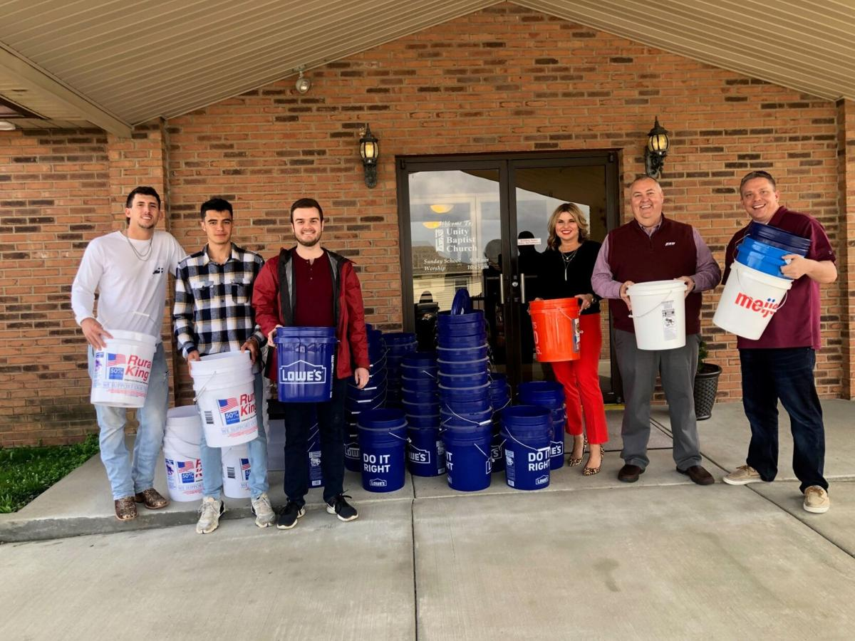 EKU Students and Faculty making a difference to help Kentuckians in need