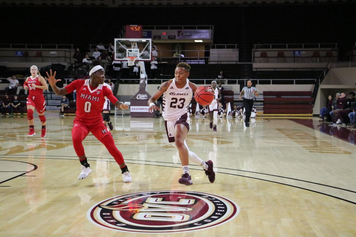Photos: Women's basketball falls to Miami (OH) and 2-2 on the season
