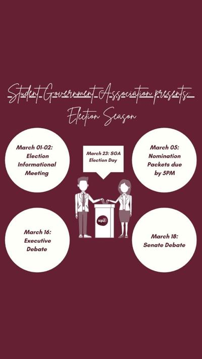 SGA Spring '21 Elections: What you need to know