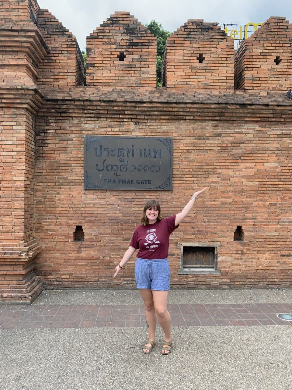 EKU Honors student travels to Thailand