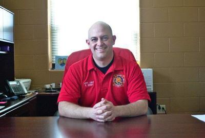 'I love this department': New fire chief discusses career, goals