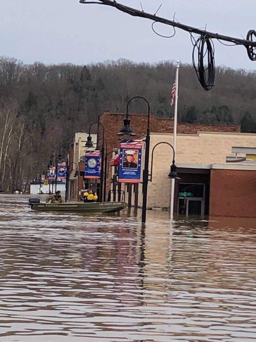 Flood Volunteers