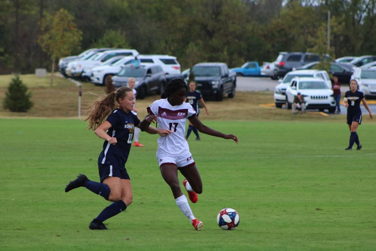 EKU soccer falls in back-to-back OVC matches