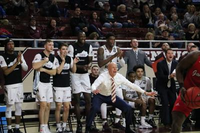 Colonel men's basketball team adds five signees to the 2020 class
