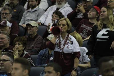 Cheering on the Colonels for over 15 years