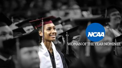 Larissa Heslop Nominee for NCAA Woman of the Year Award