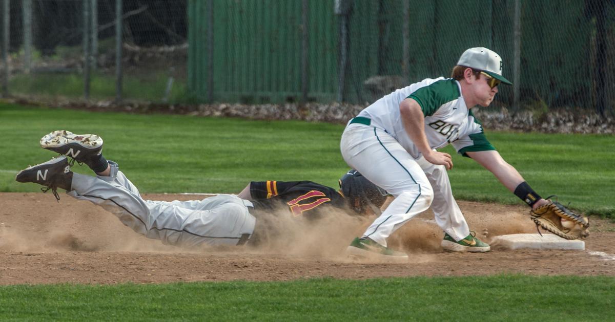 IMC baseball | The Dalles at Pendleton