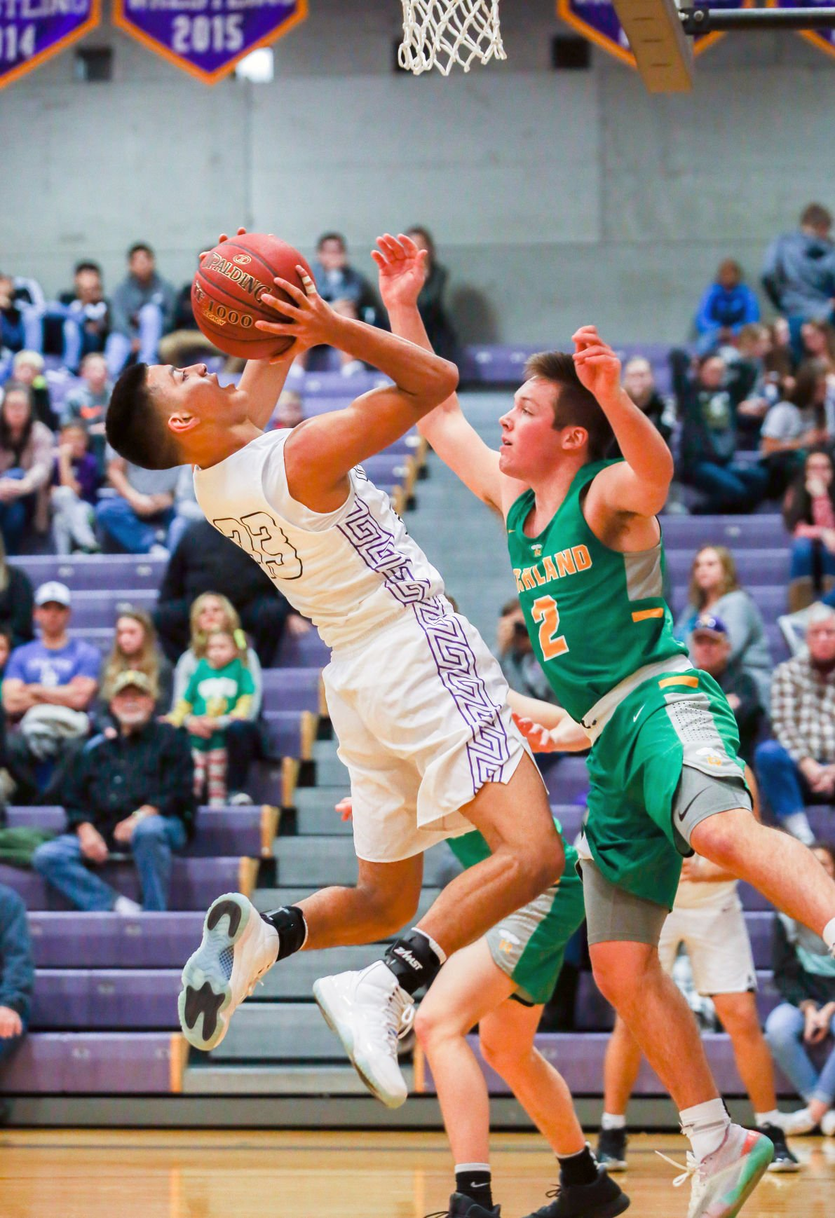 Boys hoops: Bombers too much for Dawgs to handle