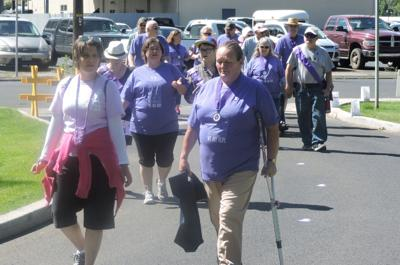 PENDLETON Relay for Life takes steps to fight cancer