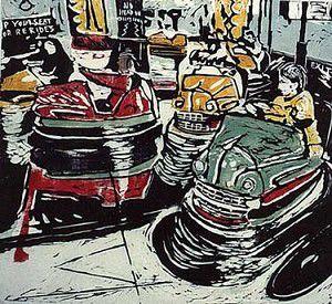 EOU printmaking exhibition returns seven times bigger