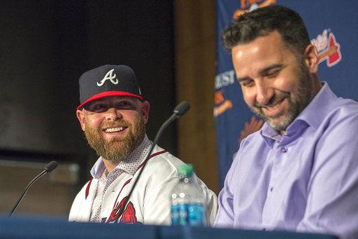 Braves make free agent splash with Donaldson, McCann
