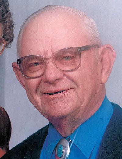 Glenn Elvin Shroyer Pendleton December 29, 1923-December 21, 2015
