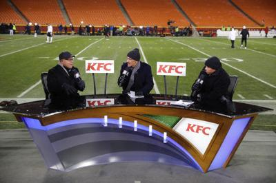 Tirico, Dungy, Harrison set to call Falcons-Saints