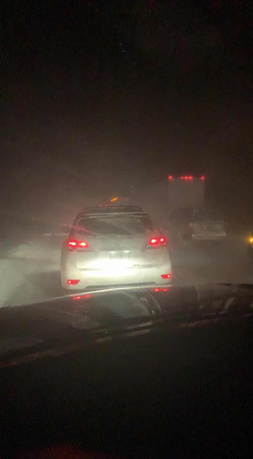 Interstate 82 closed