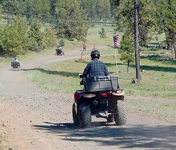 OHV Park hosts poker run