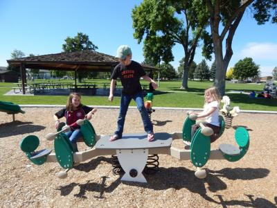 Hermiston With city funding set aside,  park users have suggestions