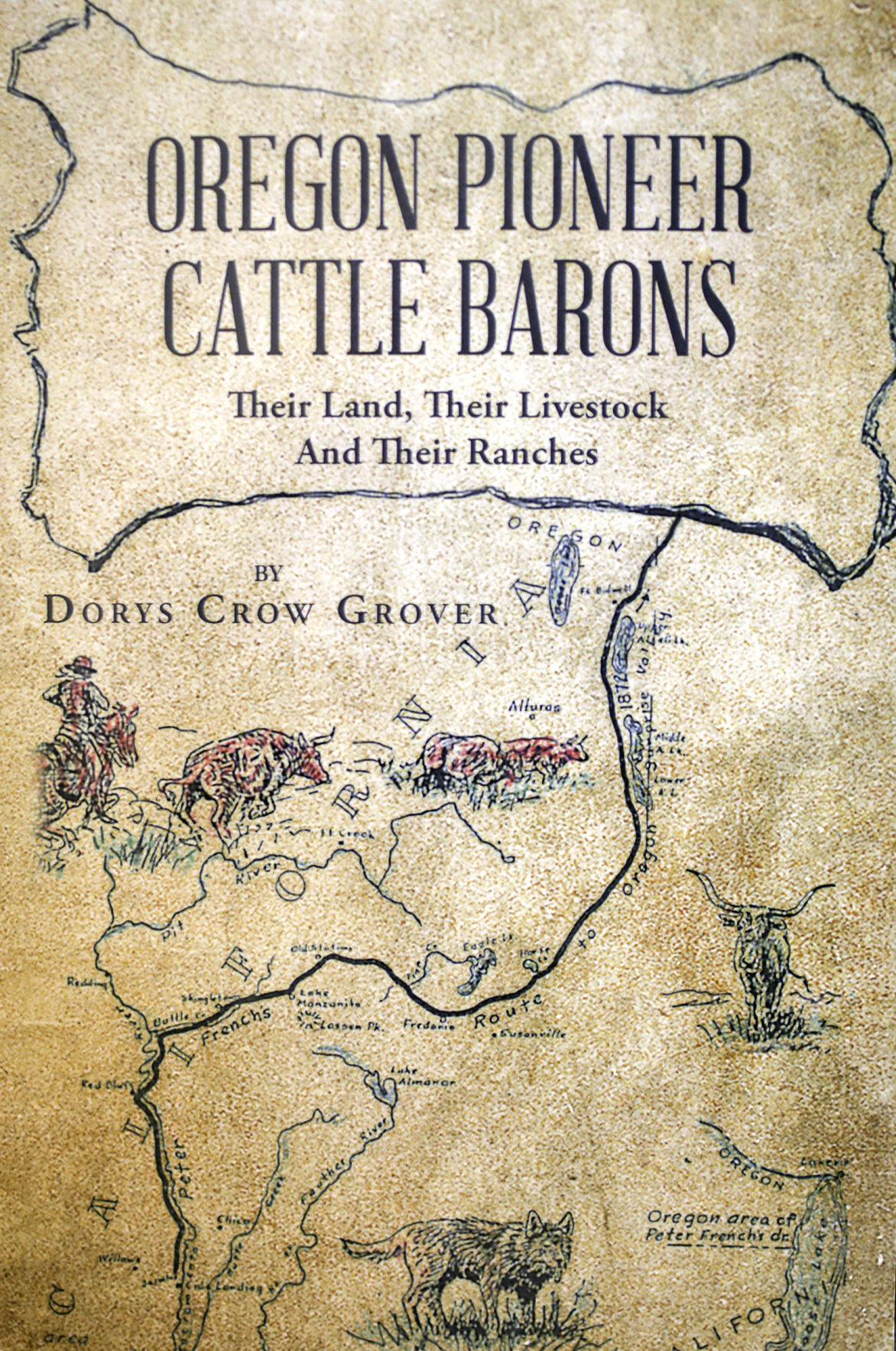 Grover ropes in cattle barons history | News | eastoregonian com