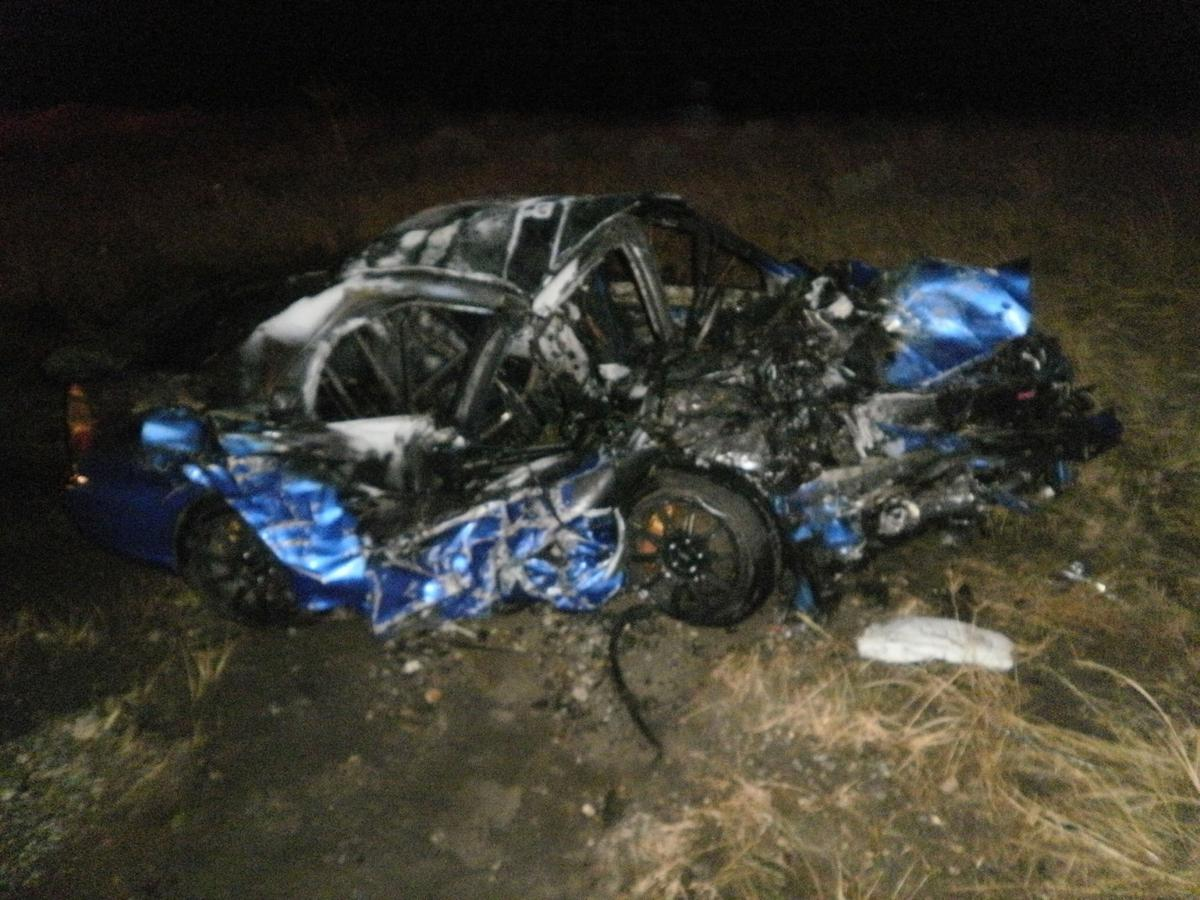 BOARDMAN Hermiston toddler victim in double-fatal crash
