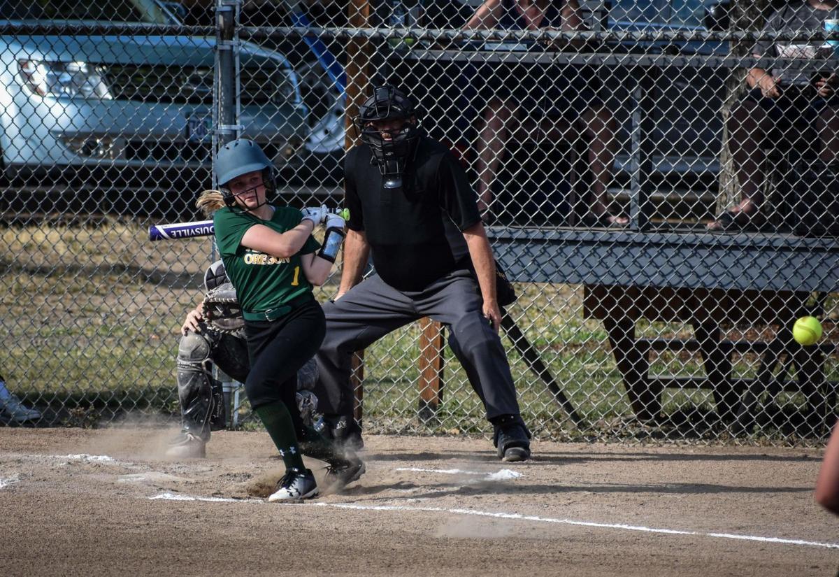 Pendleton 12U softball