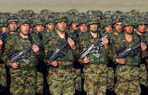Serbian premier: Armed intervention in Kosovo an option