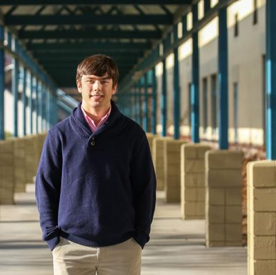 PHS student gets congressional nomination to military academy