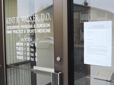 Dr. Kent Walker closes Pendleton practice