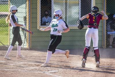 Pendleton v Redmond Softball