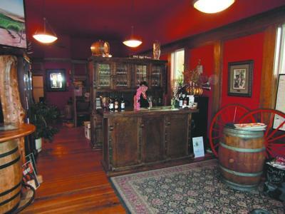 Echo's little secret: Sno Road Winery