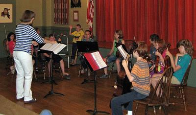 Pendleton summer strings program concludes with concert