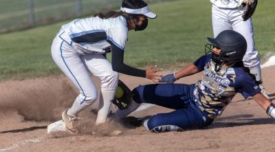 Echo vs Riverside softball