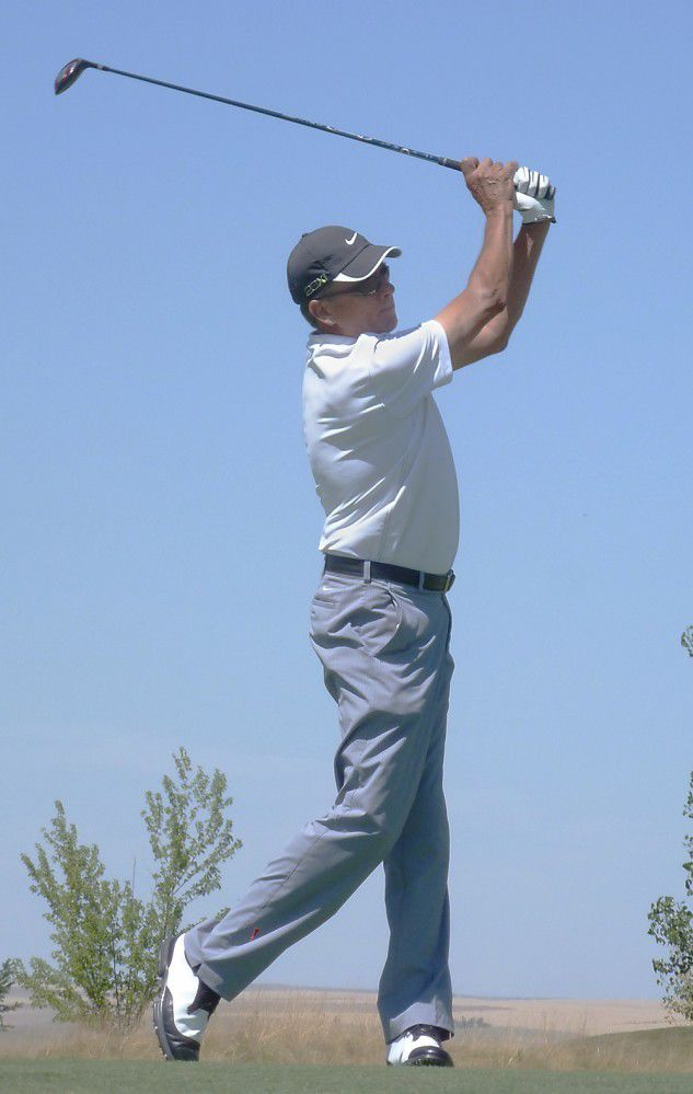 Paring partners tear up Senior Open's 1st day