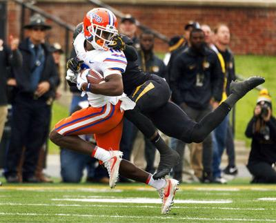 No. 13 Florida looks to avenge stunner at Mizzou in '17