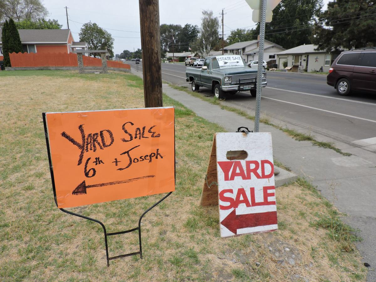 Yard sales turn unwanted items into bargains | Local News