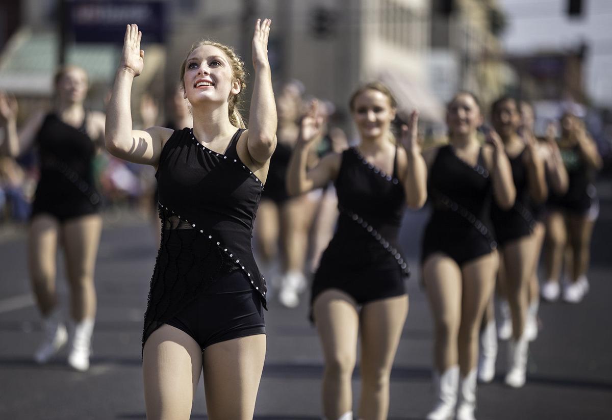 Dress-Up Parade stirs senses