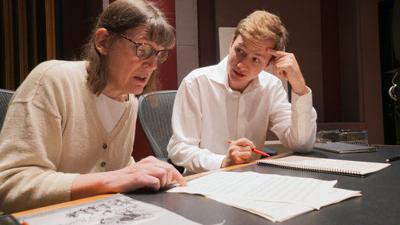 Michigan professor unearths inmates' music from Auschwitz