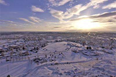 White Christmas for much of Eastern Oregon