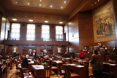 Oregon Legislature 02/03/2020