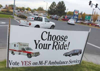 Milton-Freewater ambulance district passes in landslide