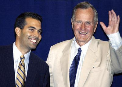 George H.W. Bush's legacy on racial issues is complicated
