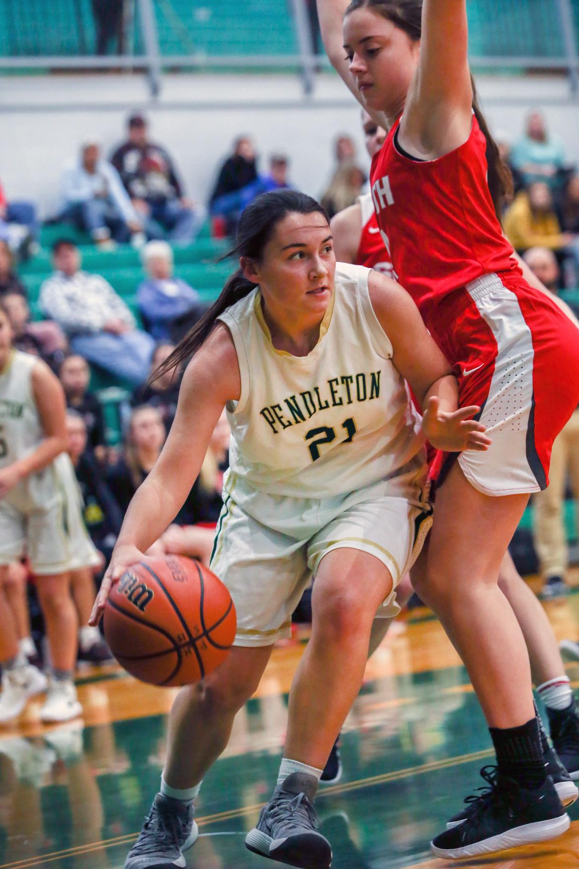 Pendleton girls basketball