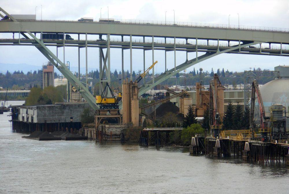 Portland Moves Forward On Harbor Segment Clean-Up