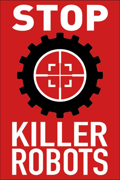 Stop killer robots, before it's too late