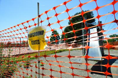 PENDLETON Three parks losing playgrounds