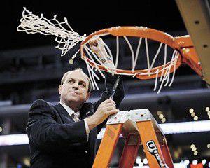 Bruins cut down the net