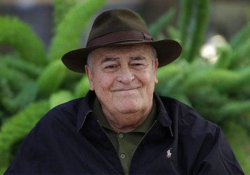 Oscar-winning director Bernardo Bertolucci dies at 77