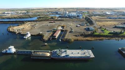 Port of Morrow